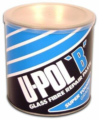UPol B Fibre Glass P40 Bridging Compound No.4 1.85L Body Filler U-pol • 28.99£