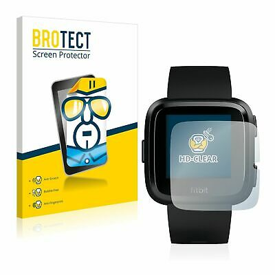 $ CDN28.62 • Buy 2x BROTECT® HD-Clear Screen Protector Crystal-clear Fitbit Versa Special Edition