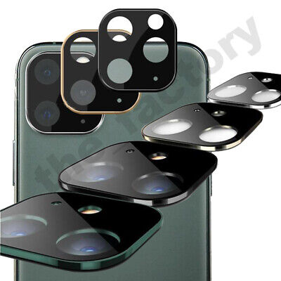 Rear Camera Lens Cover Tempered Glass Protector For IPhone 11 11 Pro 11 Pro Max • 2.49£