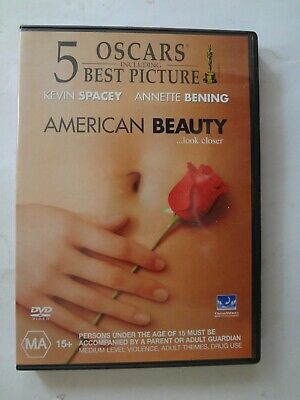AU5.99 • Buy AMERICAN BEAUTY: Kevin Spacey, Annette Benning - VGC