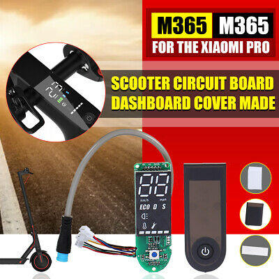 $19.88 • Buy Dashboard Bluetooth Circuit Board Cover For Xiaomi M365 & Pro M365 Scooter