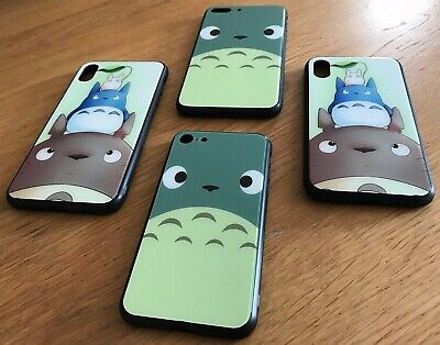 Cute IPhone Case Anime My Neighbour Is Totoro 7, 7 Plus ,X, XS, XR, XSmax Cover • 2.49£