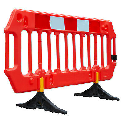2 Meter Traffic Management Road Barriers - CHAPTER 8 Temporary Site Fencing • 49.99£