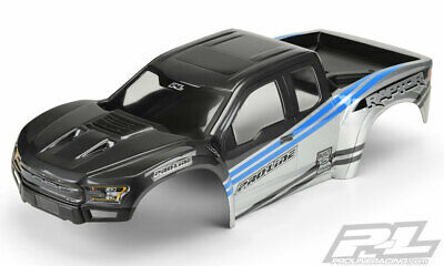 AU186.05 • Buy Pro-Line 1/5 Traxxas X-Maxx 2017 Ford F-150 Raptor Pre-Cut Painted Body Shell