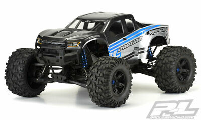 AU124.08 • Buy Pro-Line 1/5 Traxxas X-Maxx Ford Raptor Unpainted Body Shell