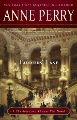 `Perry, Anne`-Farriers` Lane (US IMPORT) BOOK NEW • 11.22£