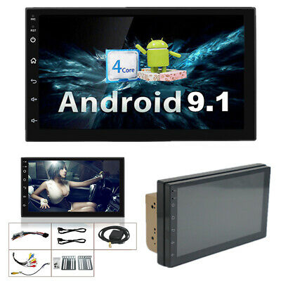$ CDN106.60 • Buy 2DIN 7  Android 9.1 Car Stereo Radio GPS Navigation Mirror Link 2+16GB Universal