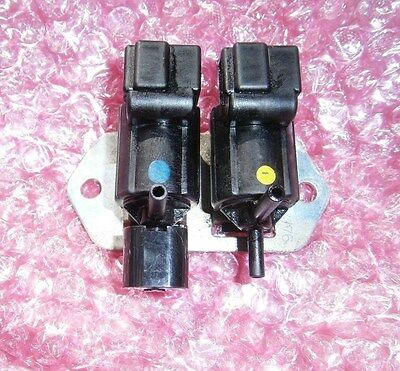 AU26.50 • Buy Pajero Front Diff Solenoids Set To Suit 1990-2006 Models NH To NP Genuine Mitsu