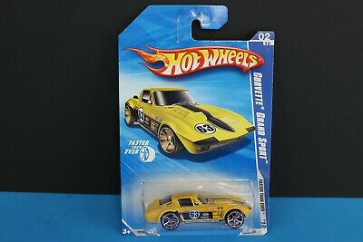 $4.99 • Buy Hotwheels FTE Corvette Grand Sport MOC