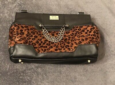 Miche Luxe Lisbon Cheetah Print Shell For Classic Size Base Bag • 22.95$