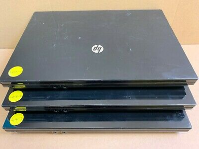 $ CDN169.25 • Buy ➔ LOT 3x HP 4410T ThinClient ProBook 2Gb RAM 2Gb HDD HDMI DVD-ROM XP Pro L04