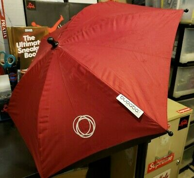 £20.37 • Buy Bugaboo Parasol Umbrella For Baby Stroller EXCELLENT CONDITION Red Clip Missing