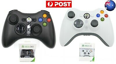 AU48.99 • Buy AU XBOX360 Wireless Game Controller Gamepad For Microsoft XBOX 360 Console Joypd
