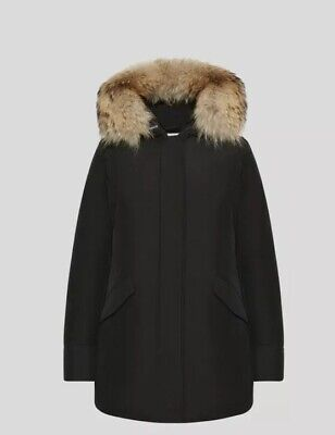 £300 • Buy Woolrich Ladies Black Arctic Parka Size Small *Excellent Condition* RRP £695