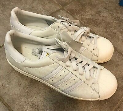 $ CDN99.99 • Buy Adidas Mens Superstar Boost Sz 11 Originals Vintage Sample White BB0187 Sz 9