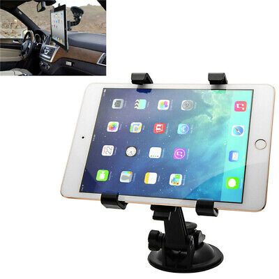 Universal In Car Suction Mount 360° Holder IPad & Samsung Galaxy Tablet 7 To 11  • 8.99£