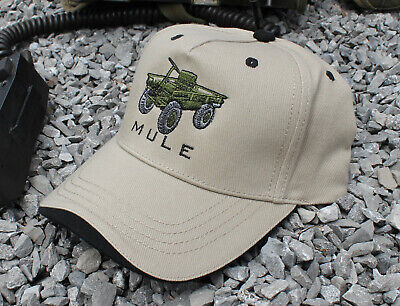 $20 • Buy M274 Mule Embroidered Military Vehicle Hat M274A5 M274A4 M274A3 M274A2 M274A1