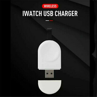 $ CDN11.76 • Buy Portable Watch Magnetic Wireless Charger Cradle For Apple IWatch Series 1 2 3 4