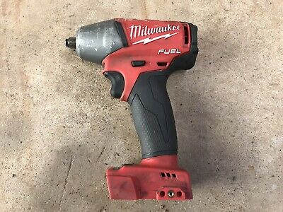 Milwaukee 2754-20 M18 Fuel 3/8in. Cordless Impact Wrench With Friction Ring Tool • 89.99$