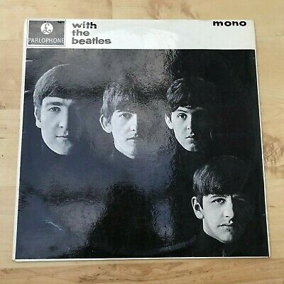 £99.95 • Buy The Beatles - With The Beatles - PMC 1206 Early Press (Vinyl LP) EX/EX