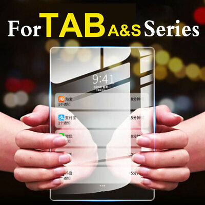 $ CDN4.71 • Buy Tempered Glass Screen Protector For Samsung Galaxy Tab A 10.1'' 2019/S5e S6 Film