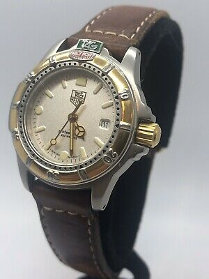 Ladies Tag Heuer Professional 200M 29mm 995.708K SS Very Good Condition • 150$