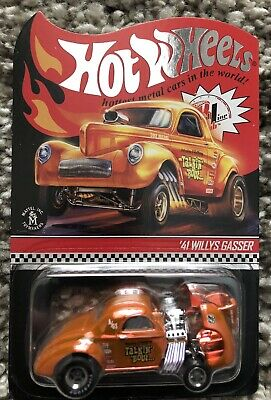 2019 Hot Wheels *RLC Exclusive    '41 WILLYS GASSER  *FREE SHIPPING!!!  • 59.99$