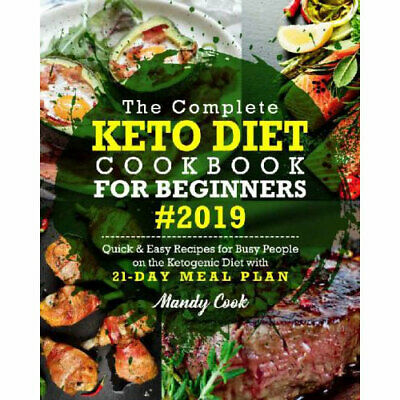KETO DIET COOKBOOK For BEGINNERS: 700+ Quick And Easy Recipes Ë-Böök, [P.D.F] • 2.49$