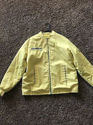 Vintage Goodyear Tire Racing Jacket 1970's Rare Find  • 159$