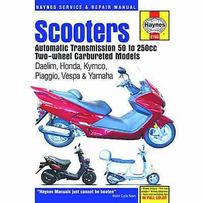 AU60.72 • Buy Repair Instructions Scooter 50Cc-250Cc For Yamaha CY 50 Jog 1992 - 2001
