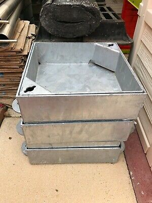 Stainless Steel Recessed Manhole Covers  • 1£