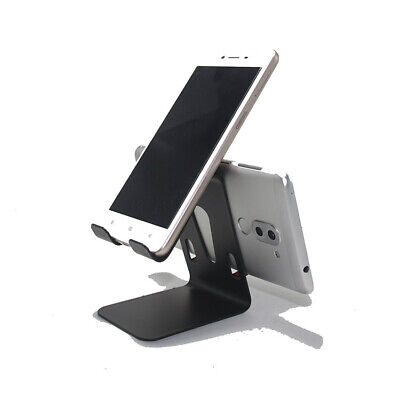 $4.99 • Buy Lazy Convenient Universal Aluminum Metal Cell Phone Tablets  Desk Stand Holder