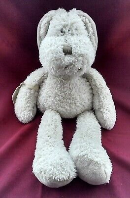 Mamas & Papas Dog Soft Toy  - Approx 16  Tall - Good Condition • 8.99£