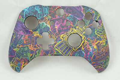 $15.99 • Buy Neon Robot Shell For Xbox One S Controller New - Model 1708