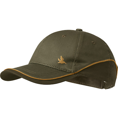 Seeland Shooting Cap Olive Night Adjustable Country Hunting Shooting • 16.99£