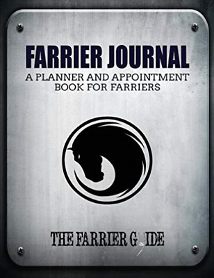Learn-Work Guides-Farrier Journal (US IMPORT) BOOK NEW • 25.85£