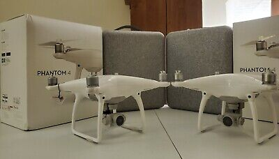 AU1484.11 • Buy DJI Phantom 4 Quadcopter Drone Open Box