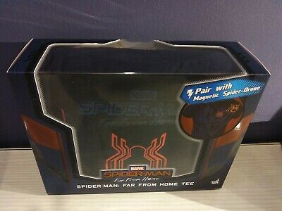 $ CDN85.96 • Buy Hot Toys Far From Home Spiderman Tee Shirt ONLY MISB Brand New