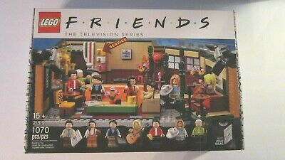 $74.95 • Buy Lego Friends Central Perk Cafe Ideas Set 21319 Factory Sealed IN HAND