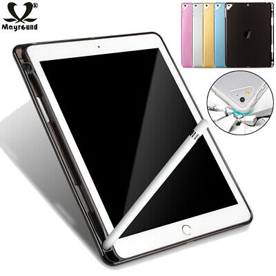 AU7.90 • Buy For IPad Pro 10.5 Case With Pencil Holder Cover For IPad Air 2 10.2 12.9 9.7