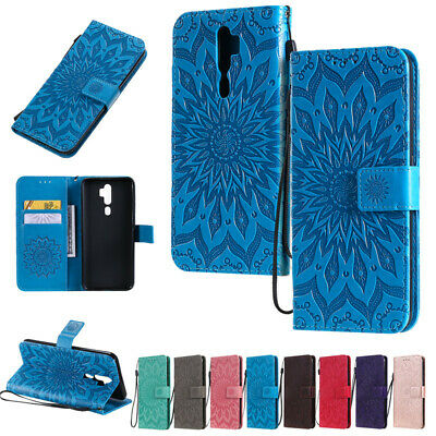 AU10.30 • Buy Sunflowers Wallet Leather Flip Case Cover For Oppo A53 A52 A72 Realme C3 C11 7i