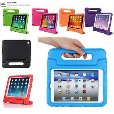 For Apple Amazon Samsung Kids Shockproof Tablet EVA Foam Stand Handle Case Cover • 7.84£