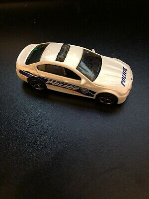 $4.99 • Buy BMW M5 Police #68 * WHITE * Matchbox * Heroic Rescue
