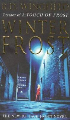 Wingfield, R. D., Winter Frost, UsedVeryGood, Paperback • 3.79£