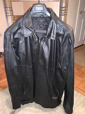 $349.99 • Buy Adidas Muhammad Ali Collection Leather Jacket XL