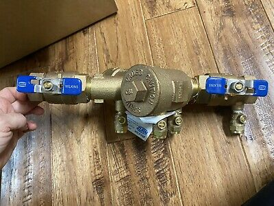 "$140 • Buy Zurn Wilkens Double Check Backflow Preventer 1"" 950XL"