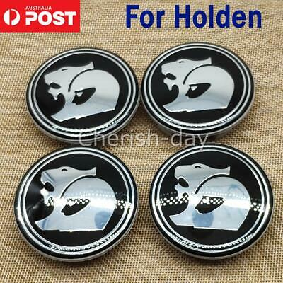 AU34.85 • Buy 4x Wheel Centre Caps Holden 63mm HSV Coupe V2-VY VZ VE VF EX GTS Commodore