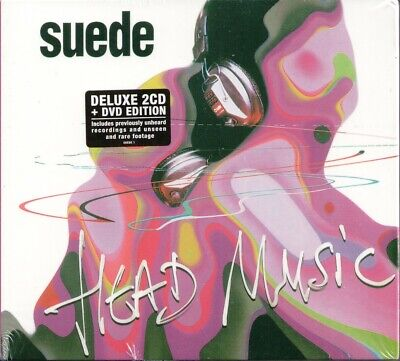 Suede - Head Music (2011,Deluxe,Remastered) M/NM • 15.25£