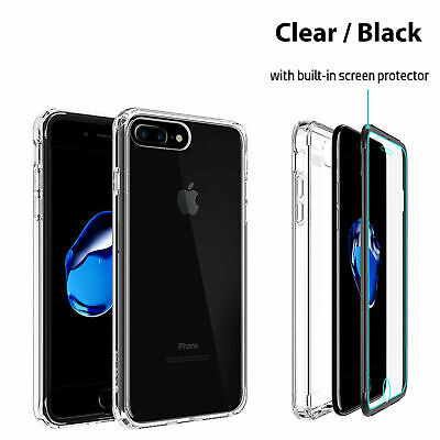 AU9.99 • Buy IPhone 8 Plus IPhone 7 Plus Case ZUSLAB Armor Shield Heavy Duty Shockproof Cover