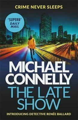 UsedVeryGood, The Late Show, Michael Connelly, Paperback • 3.79£